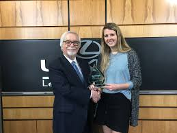 lexus richmond va hours lexus of richmond leadership award week 18 polina bukina lexus
