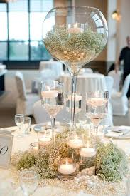 Tall Glass Vase Centerpiece Ideas Best 25 Candle Centerpieces Ideas On Pinterest Diy Candle