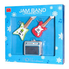 guitar tree ornaments stupid