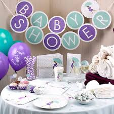 unisex baby shower showered with baby shower decorations tableware unisex