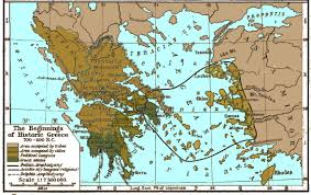 Political Map Of Greece by Greece Maps