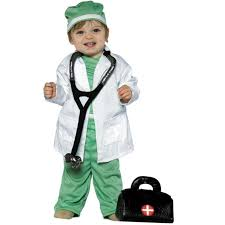 baby nurse costumes infant u0026 toddler doctor halloween costumes