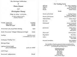 wording on wedding programs wedding program wording the wedding specialiststhe wedding