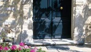 exterior house colors that work with stone homesteady