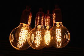 using our filament globe light bulbs by dowsing
