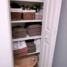 decor u0026 tips tall narrow cabinet for linen closet with wicker