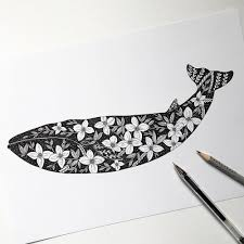 new pen u0026 ink depictions of trees sprouting into animals by alfred