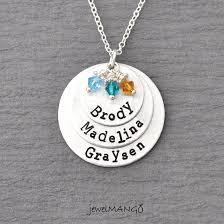 children s birthstone necklace for childrens birthstone necklace for clipart