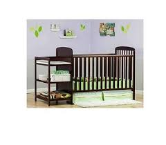 Convertible Crib Changer by Convertible Crib With Changing Table Shelby Knox