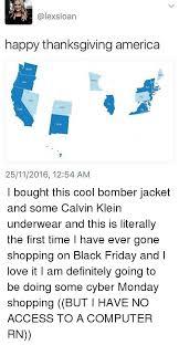 black friday calvin klein underwear black friday meme alexsloan happy thanksgiving america wash ny