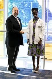 Medical Student R by Amma Boakye Awarded Sherry R Arnstein Minority Student Scholarship