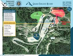 Festival Map Event Festival Map Bluegrass Camp Grand Targhee Resort
