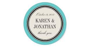 wedding stickers zazzle