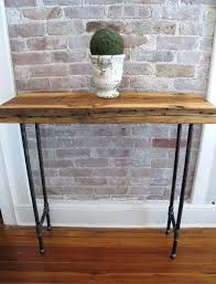 Console Entry Table Entryway Console Table Rustic Canada Oak Angle Uk U2013 Launchwith Me