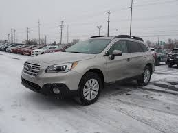 2017 subaru outback 2 5i limited black used 2017 subaru outback 2 5i premium with for sale in lansing mi