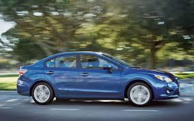 subaru impreza sedan 2016 subaru impreza 2 0i premium sedan blue color side view 5804
