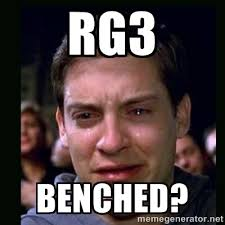 Rg3 Meme - it s been a meme kind of week