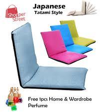 sf003 japanese tatami style foldable sofa with adjustable angle