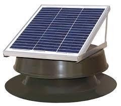 natural light energy systems natural light solar attic fan 36 watt bronze energy systems for sale