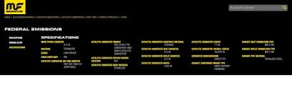 nissan murano catalytic converter recall exhaust size nissan murano forum