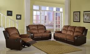 Reclining Loveseat Beverly Fine Furniture Pamela Microsuede Reclining Loveseat