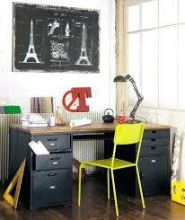bureau atelier bureau style york office scandinavian home couleur daccoration