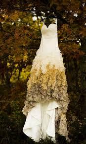 ombré wedding dress emmaline bridal dash vintage ombre 830 size 16 used wedding