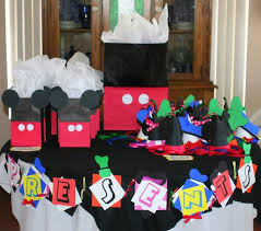 mickey mouse party decorations ideas u2014 home design blog mickey