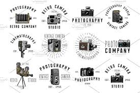 photo logo emblem or label video film movie camera from first