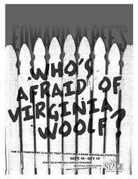 who u0027s afraid of the virginia woolf study guide by syracuse stage
