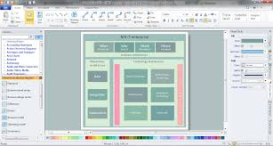 how to create a cctv diagram in conceptdraw pro restaurant floor