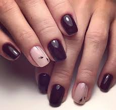 best 25 wine nails ideas on pinterest maroon nails burgundy