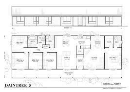 simple 5 bedroom house plans surprising bedroom house plans contemporary ideas six split modern