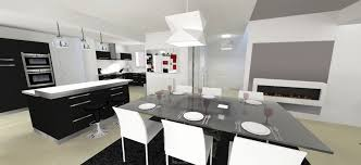 sejour cuisine cuisine sejour photos de design d intérieur et décoration de la