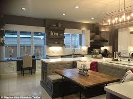Interiors Of Edmonds Real Housewives U0027s Meghan King Edmonds Reveals Her Kitchen Remodel