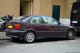 bmw e36 3 series bmw 3 series compact e36 6 ran when parked