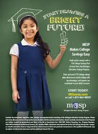 draw up a bright future with a 529 college savings account from