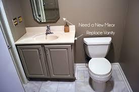 Bathroom Lemon Grove Avenue - Small bathroom renos