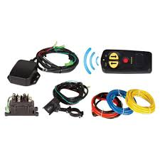 champion power equipment wireless remote winch kit for 2 000 lb