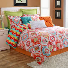 Orange Bed Sets Buy Orange Green Comforter Sets From Bed Bath Beyond