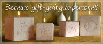 personalized candle candle 4 palm wax