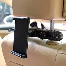 porta tablet auto supporto tablet poggiatesta auto poophuns supporto tablet auto per