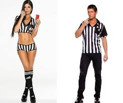 Scary Girls Halloween Costume Difference Men U0027s Women U0027s Halloween Costumes