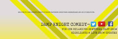 damp knight comedy improv podcast