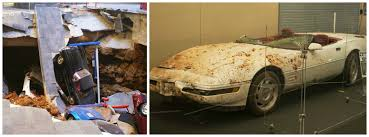 corvette museum collapse a year after its collapse the corvette museum sinkhole has been
