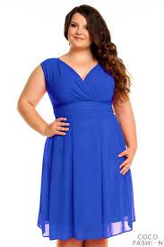 cornflower blue elegant evening romantic party dress plus size
