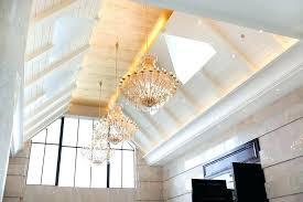 track lighting for vaulted ceilings light fixtures for vaulted ceilings fooru me