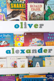 tidy books bookcase white the amazing tidy books children u0027s bookcase l honest mum