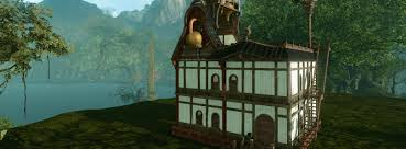 Heroes Awaken Spotlight Take Your House To New Heights Archeage Archeage New House Design