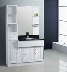 Bathroom Vanity With Side Cabinet Bathroom Vanities With Side Cabinets Furniture Ideas Vanity